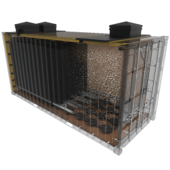 Containerized Wastewater Treatment Systems Ppu